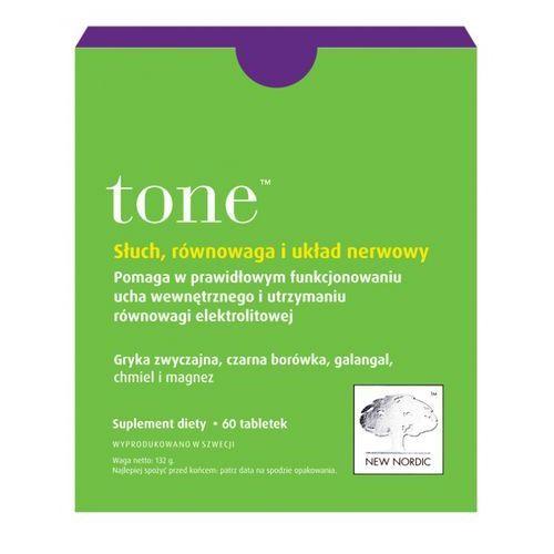 Tone tabl. 120 tabl. - tabletki na wzmocnienie wzroku i słuchu