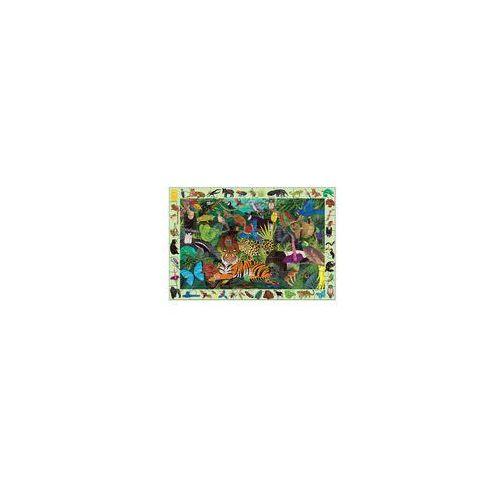 Mudpuppy Puzzle szukaj i znajd� (las tropikalny)