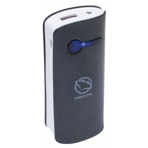 PowerBank MANTA MPB003 5000mAh, MPB003 POWER BANK 5000 MAH