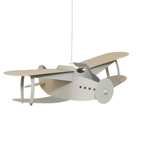 Rosemonde et michel coudert Avion biplan-lampa wisząca wys.15cm (3760139952683)