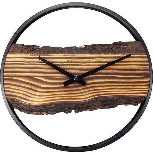 Zegar ścienny forest 30 cm (8717713027935)