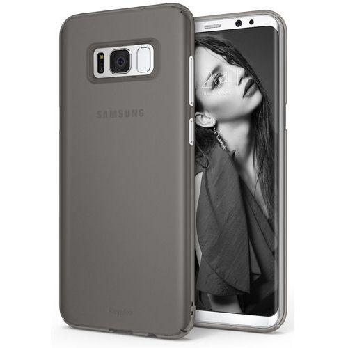 Etui Ringke Slim Samsung Galaxy S8 Frost Gray (8809525015320)