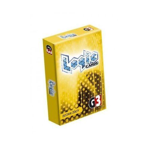 Logic Cards zestaw żółty, AU_5902020445845