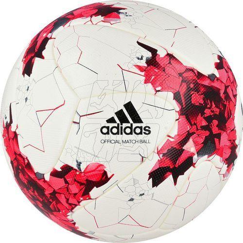 Piłka nożna  ekstraklasa official match ball bq7621 od producenta Adidas