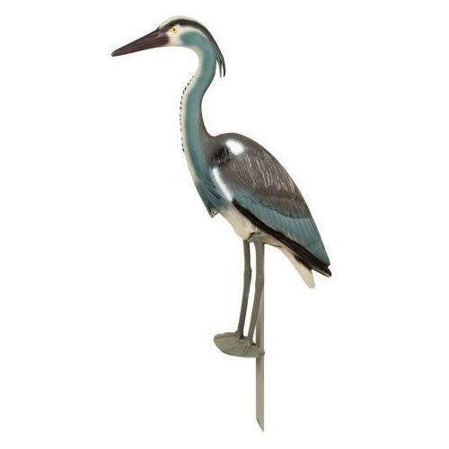 Odstraszanie Odstraszacz ptaków - czapla. ochrona stawów, jezior, ryb, karpia. (5905669334044)