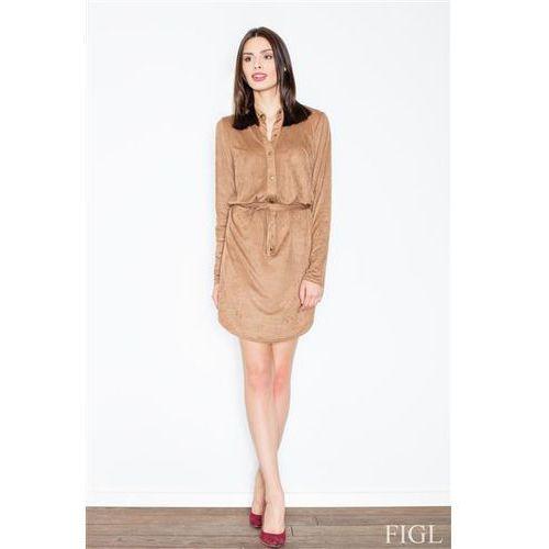 Sukienka Model M454 Brown