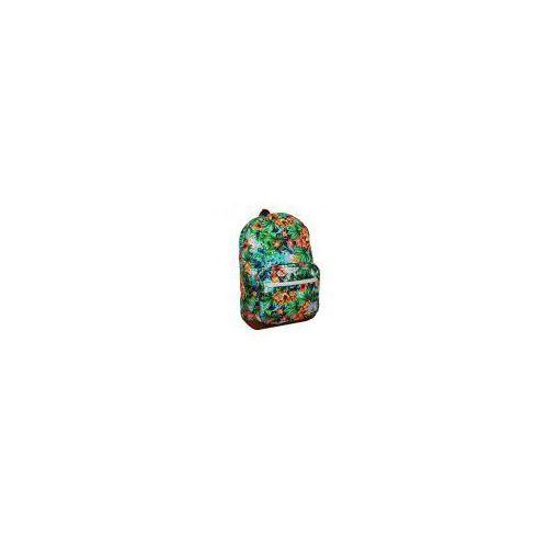 Plecak jednokomorowy Kwiaty PAUL&CO., WIKR-0001856