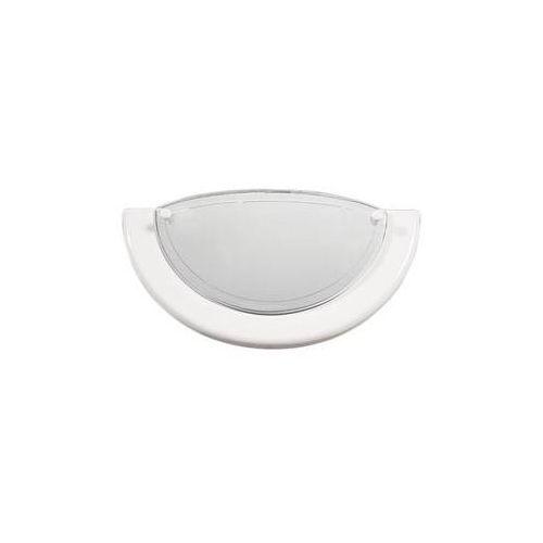 Kinkiet UFO 1x60W biały