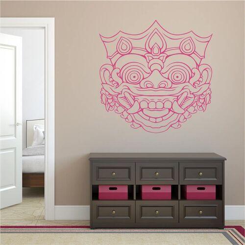 Szablon na ścianę maska 2096 marki Wally - piękno dekoracji