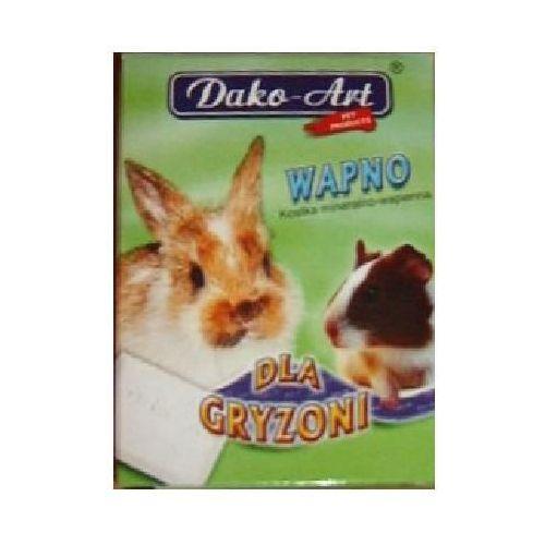 Dako-art Dako art bio-wapno dla gryzoni duża kostka, 5 szt.