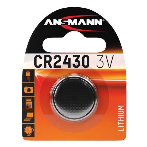 Bateria ANSMANN Lithium CR-2430 (1 szt.), 5020092