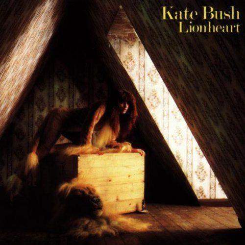 Kate bush - lionheart + odbiór w 650 punktach stacji z paczką! marki Emi music poland