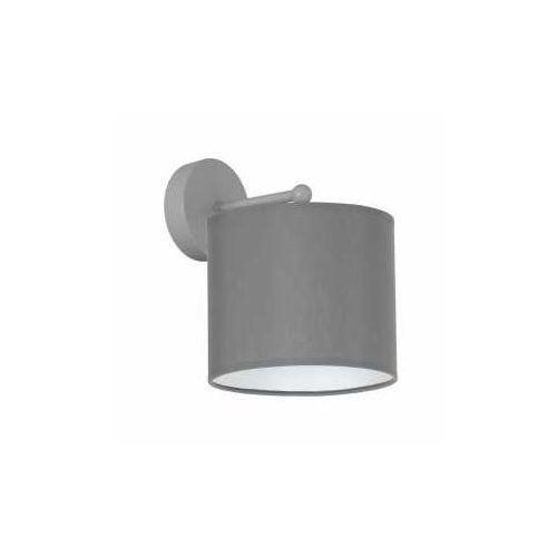 Lampa ścienna BARI GREY 1xE27 MLP4683 Milagro - Sprawdź kupon rabatowy w koszyku
