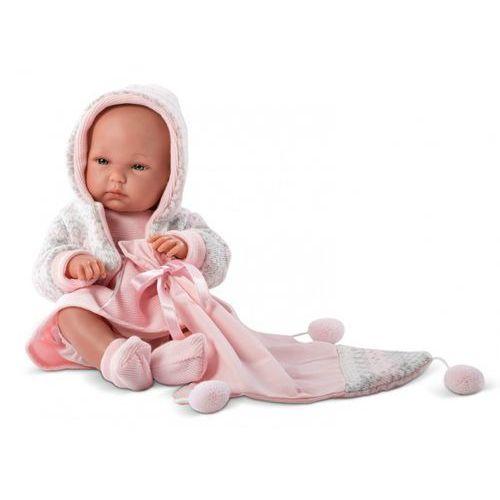Llorens Lalka bimba w różowej sukience 35 cm (8426265635405)