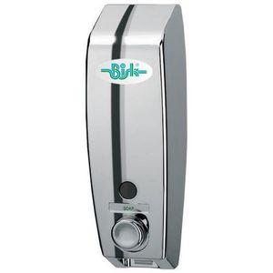 Dozownik do mydła w płynie Bisk LUGO 0,4 litra (5901487001731)