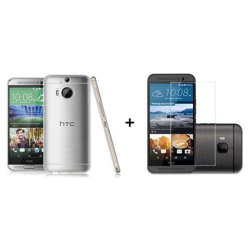 Zestaw Szkło ochronne Perfect Glass + Obudowa Ultra Slim HTC One M9