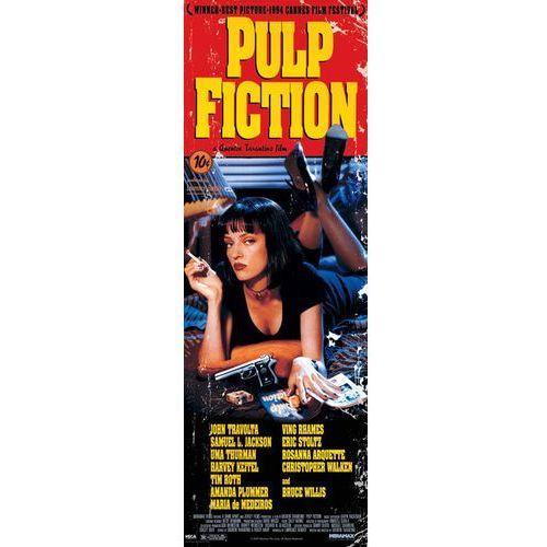 Pulp fiction uma thurman - plakat wyprodukowany przez Gf