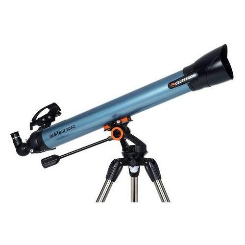 Teleskop CELESTRON Inspire 80AZ DARMOWY TRANSPORT