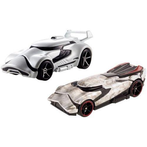 Zabawka  sw samochodziki dwupak marki Hot wheels