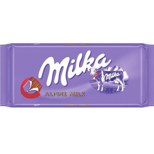 Czekolada Milka Alpine Milk 100 g