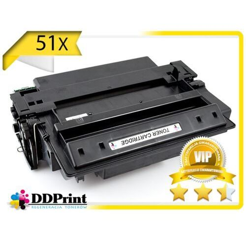 Dd-print Toner 51x - q7551x do hp laserjet p3005, m3027, m3035 - vip 12k - zamiennik