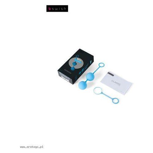 B swish Kulki waginalne -  bfit classic azure niebieskie