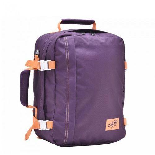 Plecak torba podręczna mini + pokrowiec organizer gratis - purple cloud marki Cabinzero