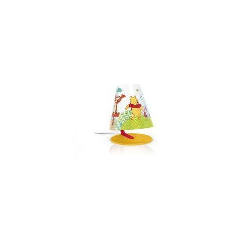 Philips Lampa dziecięca stołowa LED Winnie The Pooh 71764/34/16 - WYSYŁKA 48H