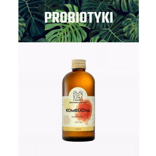 KOMBUCHA Imbirowa / Dieta sokowa / Detoks sokowy