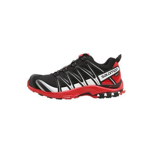 Salomon xa pro 3d gtx obuwie do biegania szlak black/barbados cherry/white (0889645567051)