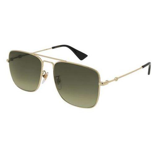 Okulary słoneczne gg0108s polarized 006 marki Gucci