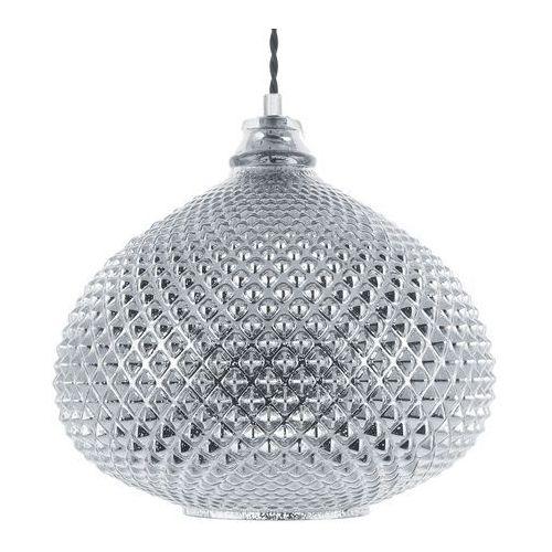Lampa wisząca srebrna MADON