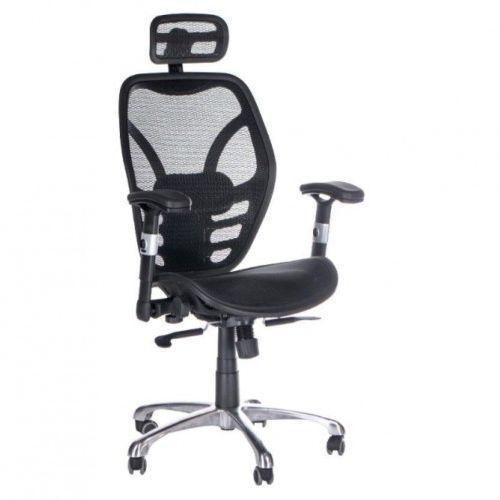 Corpocomfort Fotel ergonomiczny bx-4036 czarny