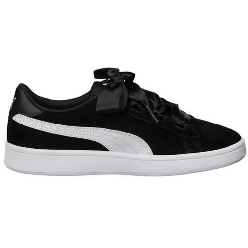 Buty Puma Puma Smash v2 Ribbon Jr 36600301