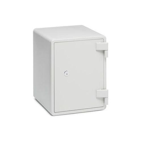 Sejf ognioodporny SHIELD, zamek na klucz, 535x410x445 mm, 40 L