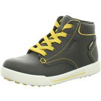 Nowe buty tony gtx qc junior anthracite/curry r.31/19,5cm marki Lowa