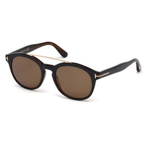 Tom ford Okulary słoneczne ft0515 polarized 05h