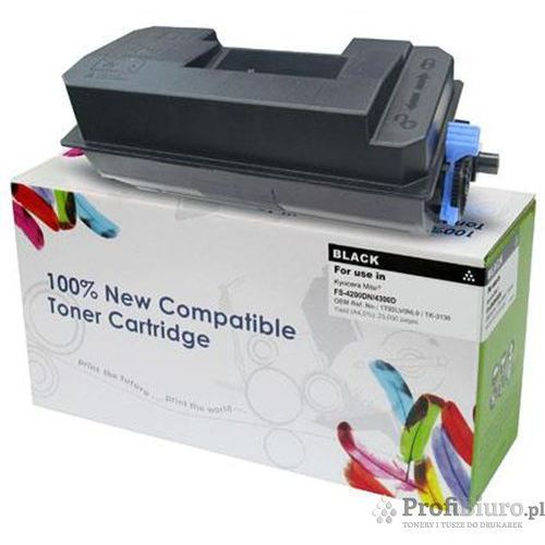Cartridge web Toner cw-k3130hn czarny do drukarek kyocera (zamiennik kyocera tk-3130) [33k] xxl (5902335704460)