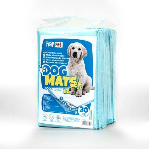 Happet Dog Mats maty do nauki czystości 60x60cm, 10szt (5907708637345)