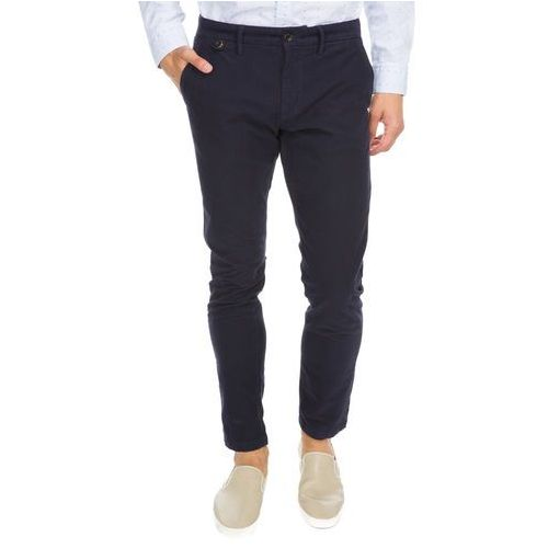 Pepe Jeans James Moleskin Trousers Niebieski 29