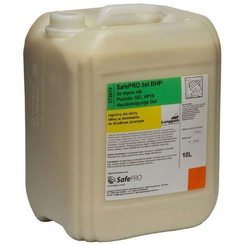 Żel BHP do mycia rąk 10 l z kategorii Pozostałe artykuły BHP