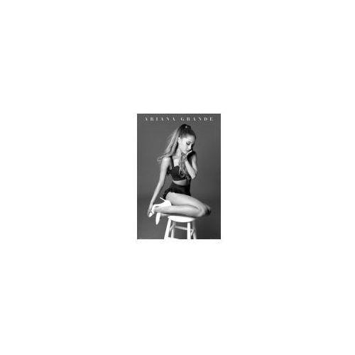 Gbeye Ariana grande białe szpilki - plakat (5028486283361)