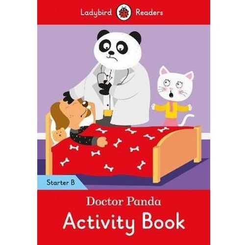 Doctor Panda Activity Book - Ladybird Readers Starter Level B (9780241283295) - OKAZJE