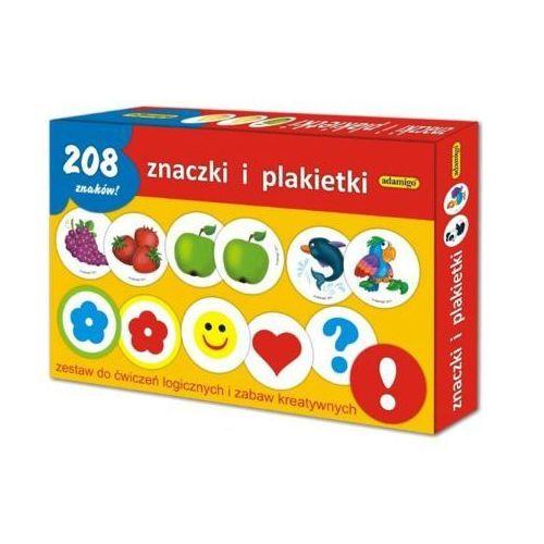 Adamigo Zest. eduk. znaczki i plakietki (5902410006199)