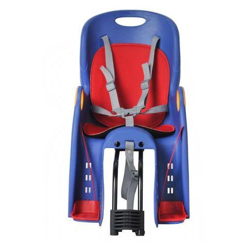 Fotelik rowerowy niebieski izimarket.pl (5901785362596)