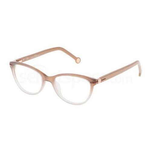 Carolina herrera Okulary korekcyjne vhe660 0wtq