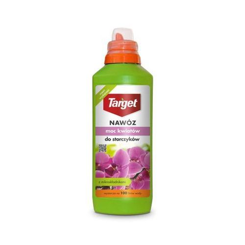 Nawóz płynny do storczyków moc kwiatów 0,5 l marki Target