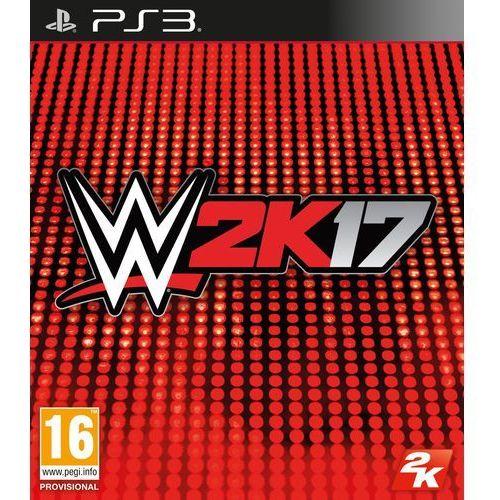 WWE 2K17, gra na konsolę PlayStation3