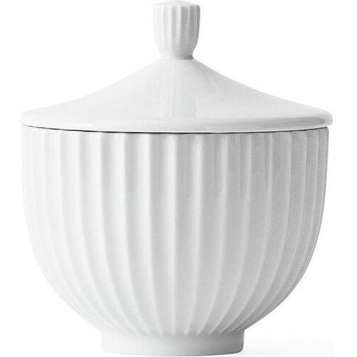 Bomboniera Lyngby biała 14 cm (5711507213026)