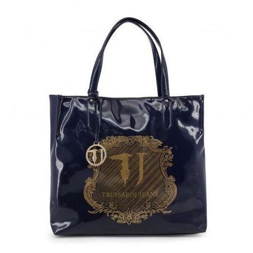 torebka damska na zakupy 75b01vertrussardi torebka damska na zakupy marki Trussardi